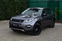 USED 2016 66 LAND ROVER DISCOVERY SPORT 2.0 TD4 HSE 5d AUTO 180 BHP VAT QUALIFYING