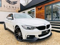 USED 2016 16 BMW 4 SERIES 2.0 420D M SPORT GRAN COUPE 4d AUTO 188 BHP