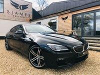 2016 BMW 6 SERIES 3.0 640D M SPORT GRAN COUPE 4d AUTO 309 BHP £24490.00