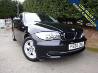 USED 2010 60 BMW 1 SERIES 116 2.0 SE