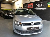 USED 2011 11 VOLKSWAGEN POLO 1.2 S A/C 3d 60 BHP