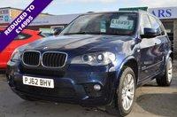 2012 BMW X5 3.0 XDRIVE30D M SPORT 5d AUTO 241 BHP £14995.00