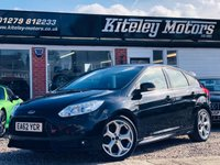 USED 2012 62 FORD FOCUS 2.0 ST-3