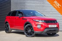 USED 2014 64 LAND ROVER RANGE ROVER EVOQUE 2.2 SD4 DYNAMIC 5d AUTO 190 BHP £0 DEPOSIT BUY NOW PAY LATER - NAV - REVERSE CAM - MERIDIAN