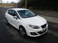2010 SEAT IBIZA 2.0 CR TDI FR 5d 140 BHP £4995.00