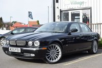 USED 2005 JAGUAR XJ 2.7 TDVI SOVEREIGN 4d AUTO 206 BHP Great Service History 10 Stamps