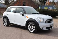 2012 MINI COUNTRYMAN 1.6 COOPER D 5d 112 BHP £6695.00