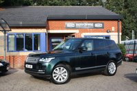 USED 2013 13 LAND ROVER RANGE ROVER 4.4 SDV8 VOGUE 5d AUTO 339 BHP Full service history! DAB Radio, Heated steering wheel, Power tailgate etc!