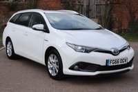 2016 TOYOTA AURIS 1.8 VVT-I BUSINESS EDITION TOURING SPORTS 5d AUTO 99 BHP £17995.00