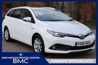 USED 2016 66 TOYOTA AURIS 1.8 VVT-I BUSINESS EDITION TOURING SPORTS 5d AUTO 99 BHP
