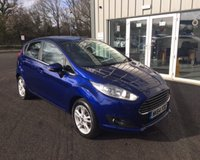 USED 2014 64 FORD FIESTA 1.25 ZETEC THIS VEHICLE IS AT SITE 2 - TO VIEW CALL US ON 01903 323333