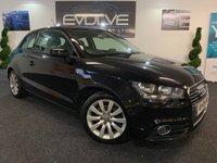 2012 AUDI A1 1.6 TDI SPORT 3d 103 BHP £SOLD