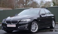 2014 BMW 5 SERIES 2.0 528I LUXURY 4d AUTO 242 BHP £17950.00