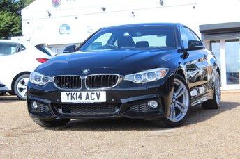 2014 BMW 4 SERIES 2.0 420I M SPORT 2d 181 BHP