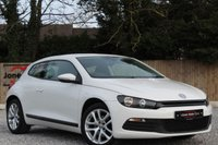 USED 2011 61 VOLKSWAGEN SCIROCCO 2.0 TDI BLUEMOTION TECHNOLOGY 2d 140 BHP