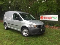 2015 VOLKSWAGEN CADDY 2.0 C20 TDI 102PS AIR CONDITIONING £9495.00