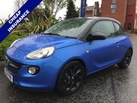 USED 2018 18 VAUXHALL ADAM 1.2 ENERGISED 3d 69 BHP Only 2000 miles From New