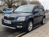 2015 SKODA YETI 1.2 SE TSI DSG 5d AUTO 109 BHP £11695.00