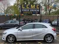 2016 MERCEDES-BENZ A-CLASS 2.1 A 200 D AMG LINE 5d AUTO 134 BHP £17299.00