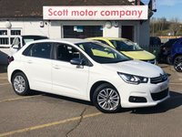 2015 CITROEN C4 1.2 Flair Puretech £7199.00