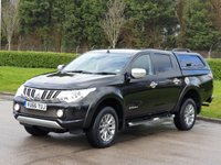 2016 MITSUBISHI L200 2.4 DI-D 4WD BARBARIAN DCB 1d 178 BHP £SOLD