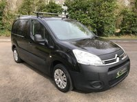 USED 2015 15 CITROEN BERLINGO 1.6 625 ENTERPRISE L1 HDI 1d 74 BHP **EXCELLENT FINANCE PACKAGES AVAILABLE**1 OWNER FROM NEW**3 SEATER**