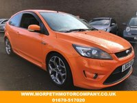 USED 2009 09 FORD FOCUS 2.5 ST-3 3d 223 BHP **10 SERVICE STAMPS***