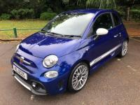 USED 2016 16 ABARTH 595  1.4 T-Jet 3dr ..0% FINANCE ON THIS CAR..