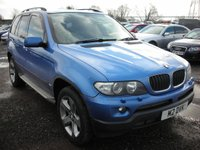 USED 2005 BMW X5 3.0 D SPORT 5d 215 BHP Xenons - Heated leather - Parking sensors