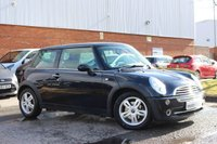 USED 2006 56 MINI HATCH COOPER 1.6 COOPER 3d 114 BHP