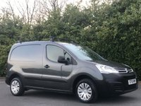 2015 CITROEN BERLINGO 1.6 850 ENTERPRISE L1 HDI 1d 89 BHP £6390.00