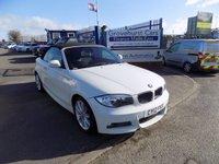 2012 BMW 1 SERIES 2.0 118D M SPORT 2d AUTO 141 BHP £9695.00
