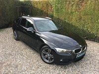 2016 BMW 3 SERIES 2.0 320D M SPORT TOURING 5d AUTO 188 BHP £17495.00