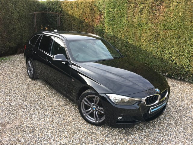 USED 2016 65 BMW 3 SERIES 2.0 320D M SPORT TOURING 5d AUTO 188 BHP