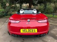 USED 2008 08 ALFA ROMEO SPIDER 2.2 JTS Limited Edition 2dr