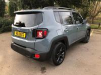 USED 2015 15 JEEP RENEGADE  1.4 MultiAir II Longitude 5dr ASCARI DESIGN LIMITED EDITION