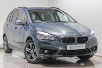 USED 2015 65 BMW 2 Series GRAN TOURER 1.5 218I SPORT GRAN TOURER 5d 134 BHP