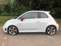 USED 2016 66 ABARTH 595 1.4 T-Jet Hatchback 3dr Petrol Manual (139 g/km, 143 bhp)