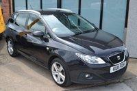2011 SEAT IBIZA 1.6 CR TDI SPORT 5d 103 BHP £2700.00