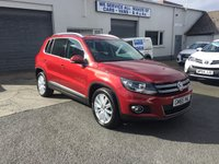 USED 2016 65 VOLKSWAGEN TIGUAN 2.0 MATCH EDITION TDI BMT 5d 148 BHP