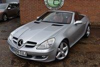 USED 2005 MERCEDES-BENZ SLK 3.5 SLK350 2d AUTO 269 BHP £8150 worth of extras
