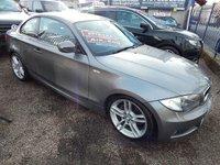 2010 BMW 1 SERIES 2.0 118D M SPORT 2d 141 BHP £6495.00