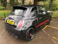 USED 2016 65 ABARTH 595 1.4 T-Jet Yamaha Factory Racing Hatchback 3dr Petrol Manual (139 g/km, 160 bhp) 1 OWNER EXAMPLE