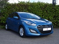 2013 HYUNDAI I30 1.6 ACTIVE BLUE DRIVE CRDI 5d 109 BHP £5590.00
