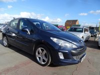 2008 PEUGEOT 308 1.6 SE LOW MILES LONG MOT  £1895.00