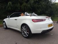 USED 2008 08 ALFA ROMEO SPIDER  2.2 JTS Limited Edition 2dr FANTASTIC low MILEAGE