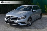 USED 2014 64 MERCEDES-BENZ A-CLASS 1.5 A180 CDI BLUEEFFICIENCY SPORT 5d 109 BHP