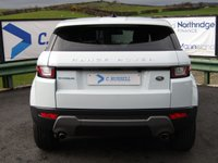 USED 2017 66 LAND ROVER RANGE ROVER EVOQUE 2.0 ED4 SE TECH 5d 148 BHP