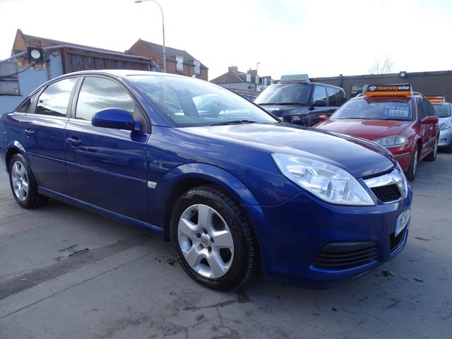 USED 2007 56 VAUXHALL VECTRA 1.9 EXCLUSIV CDTI 151 BHP DRIVES GREAT