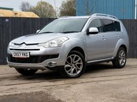 2007 CITROEN C-CROSSER 2.2 EXCLUSIVE HDI 5d 155 BHP £3800.00